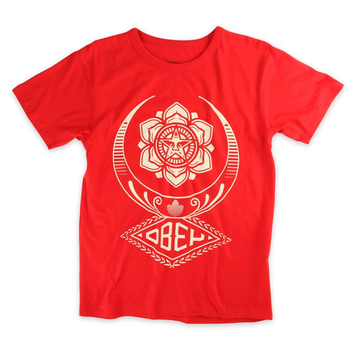 Obey Clothing - Flying Lotus T-Shirt