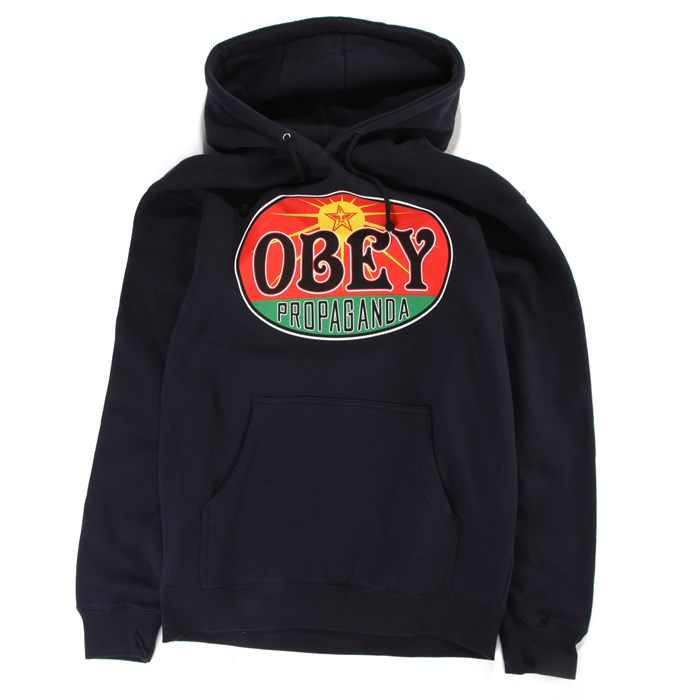 Obey Clothing - Rising Sun Pullover Hoodie