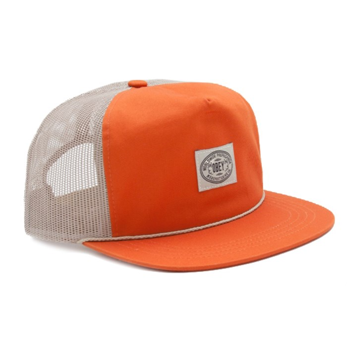 Obey Clothing - Lawnmower Trucker Hat