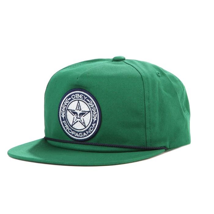 Obey Clothing - Luxury Adjustable Snapback Hat
