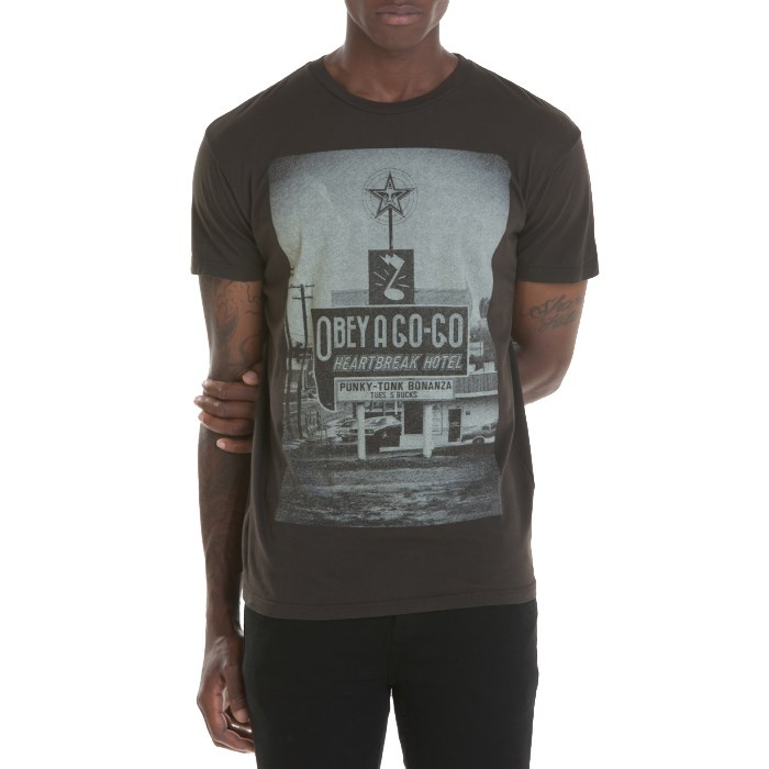 Obey Clothing - Go-Go T-Shirt