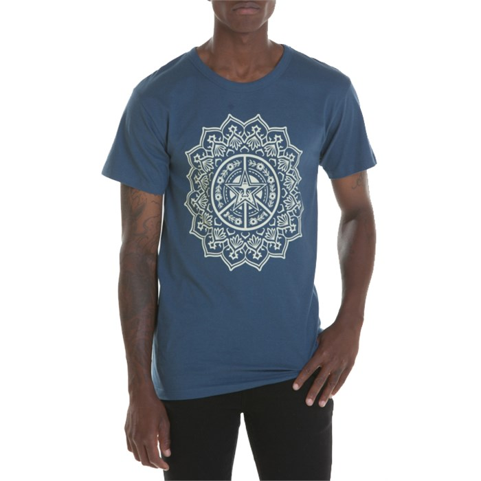 Obey Clothing - Flower Of Peace T-Shirt