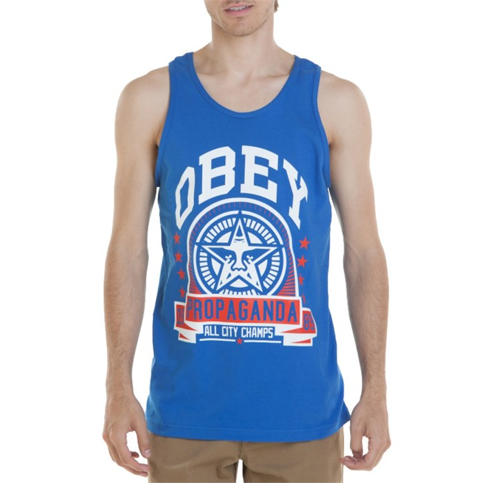 Obey Clothing - Extra Innings Tank Top