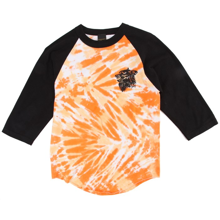 Obey Clothing - Hell Hound Raglan T-Shirt