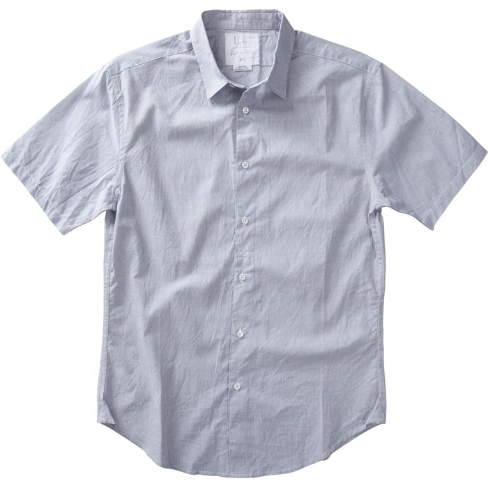 Analog - Dylan Short-Sleeve Button-Down Shirt