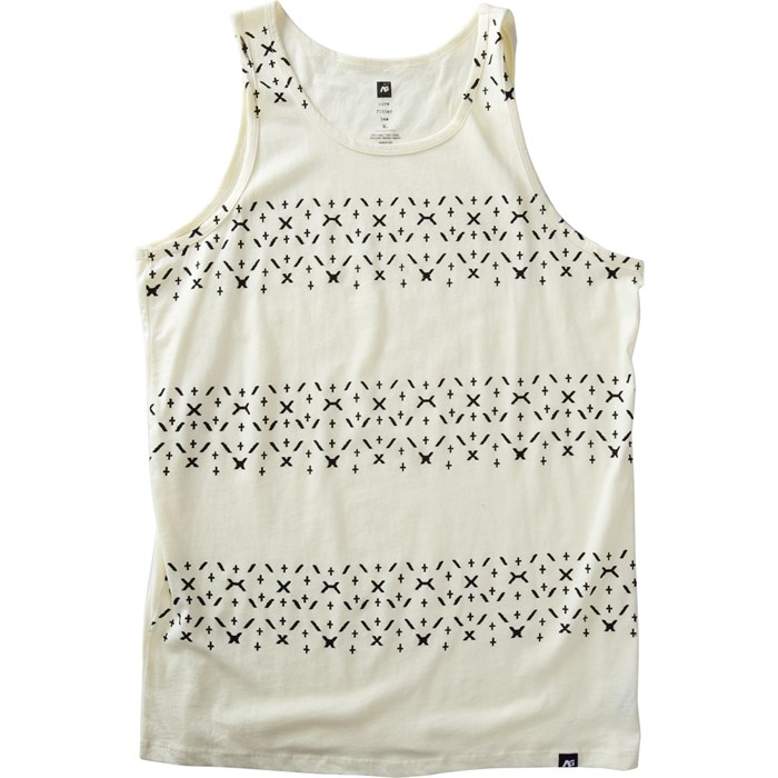 Analog - Navajo Rug Stripe Tank Top