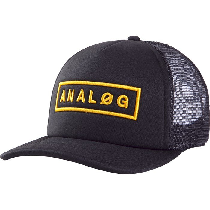 Analog - Analog Headline Trucker Hat