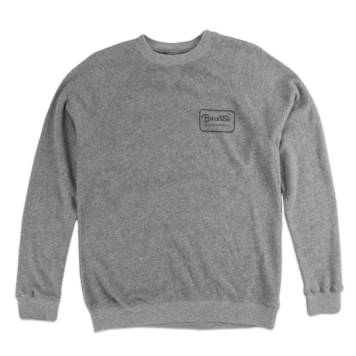 Brixton - Coda Crew Fleece Sweatshirt