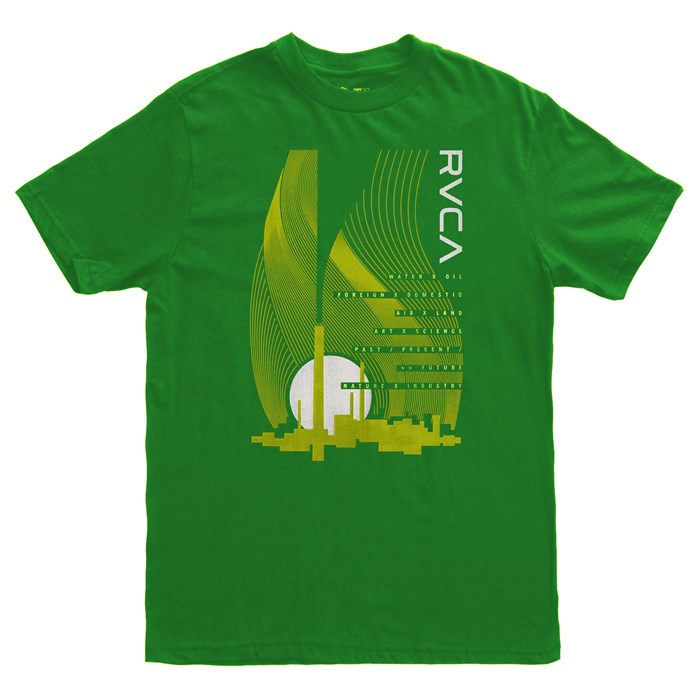RVCA - New Industry T-Shirt