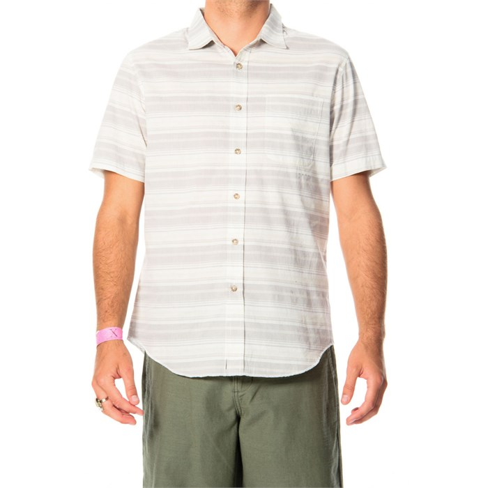 RVCA - Raya Short-Sleeve Button-Down Shirt