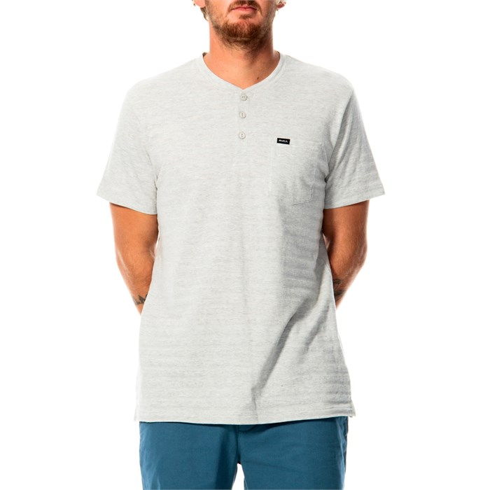 RVCA - Shopkeeper Henley T-Shirt