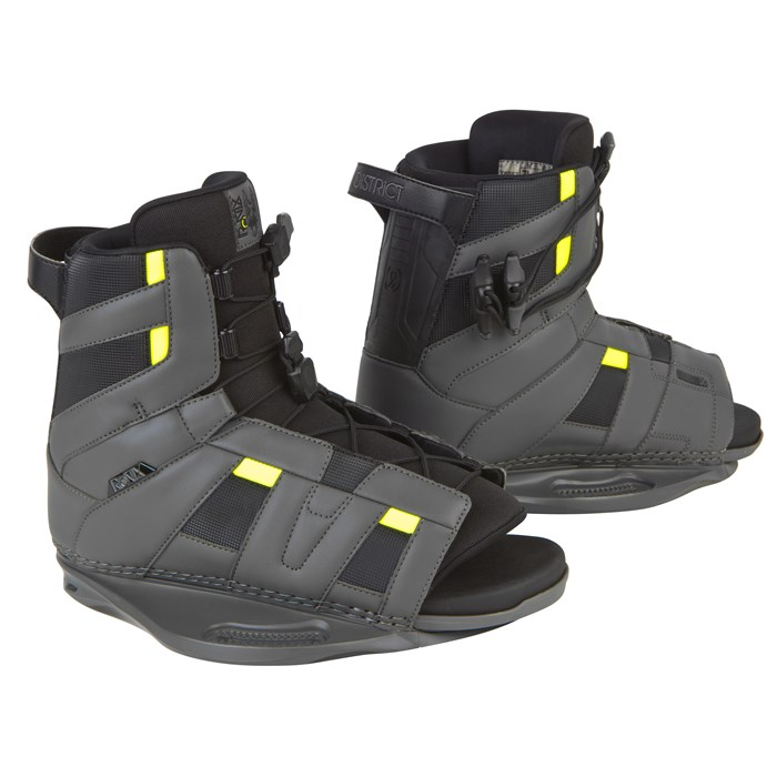 Ronix - District Wakeboard Bindings 2013