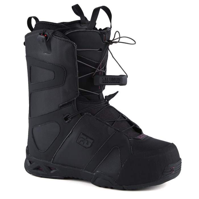 neue Produkte für Sonderpreis für Neu werden Salomon F2.0 Snowboard Boots 2013   evo