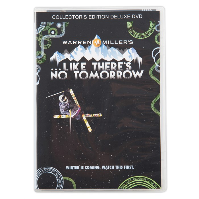 Warren Miller - Like There's No Tomorrow DVD