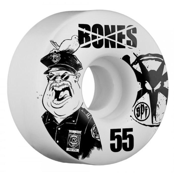 Bones - Popo Skatepark V4 84b Skateboard Wheels