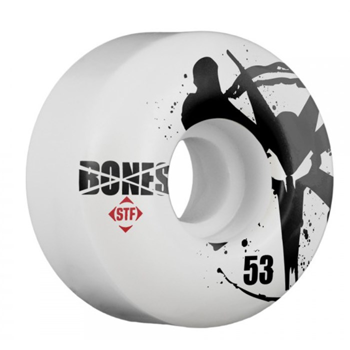 Bones - Thin Bones STF Skateboard Wheels