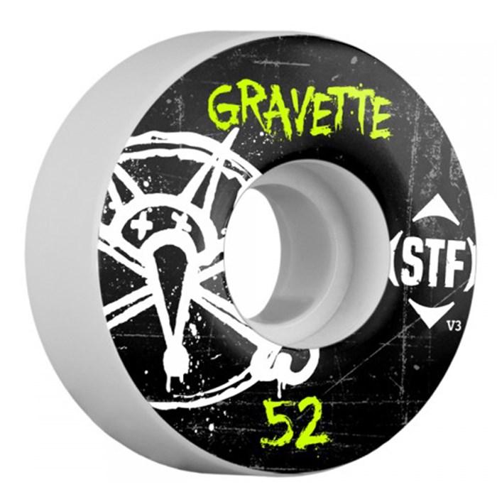 Bones - Gravette Oh Gee STF Skateboard Wheels