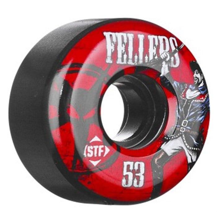 Bones - Sierra Frontier STF Skateboard Wheels