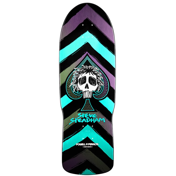Powell Peralta - Steadham Spade Skateboard Deck