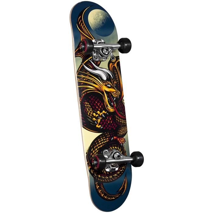 Golden Dragon - Knight Dragon Complete Skateboard
