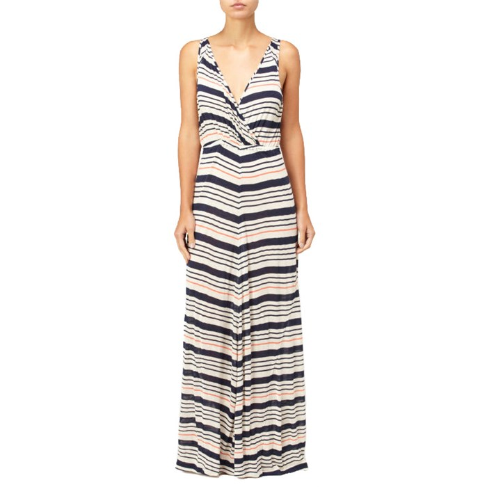 Quiksilver - Inlet Stripe Maxi Dress