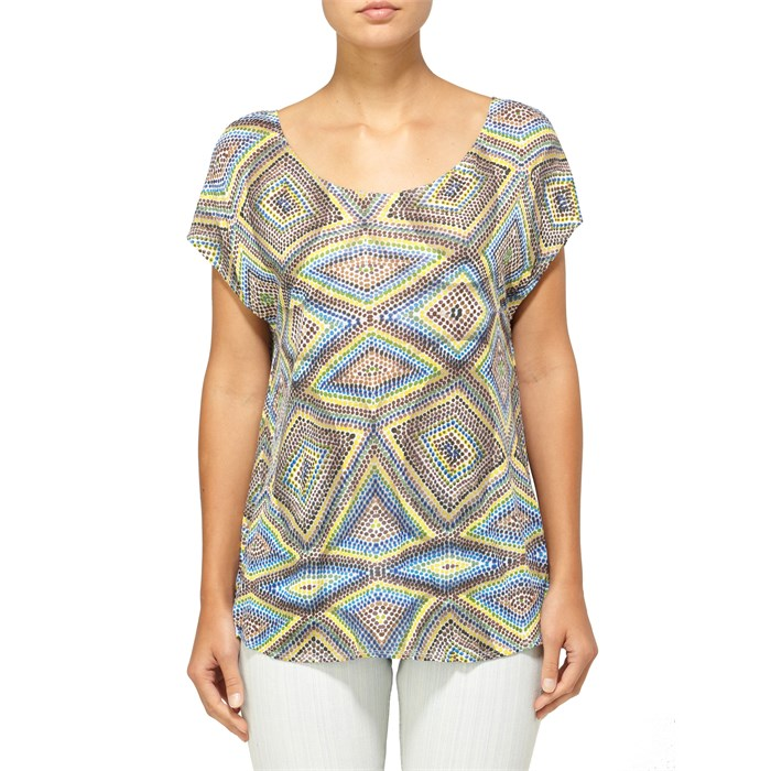 Quiksilver - Islet Watercolor Top - Women's
