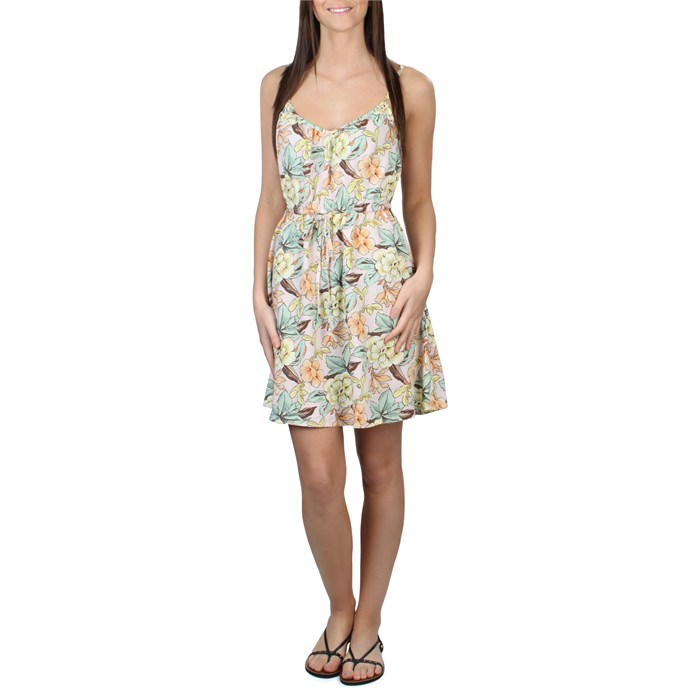 Quiksilver - Avalon Flora Dress - Women's