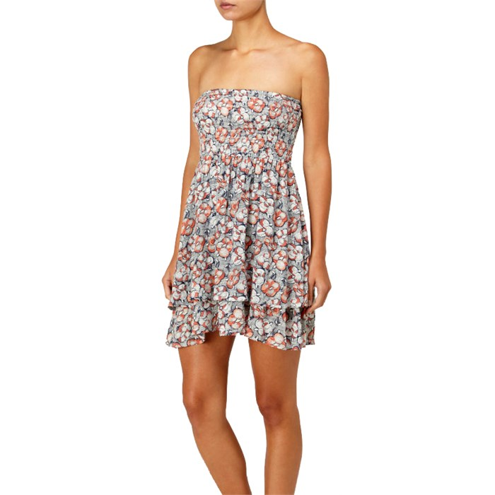 Quiksilver - Vintage Posy Dress - Women's