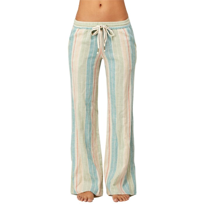 Quiksilver - Long Bay Stripe Beach Pants - Women's