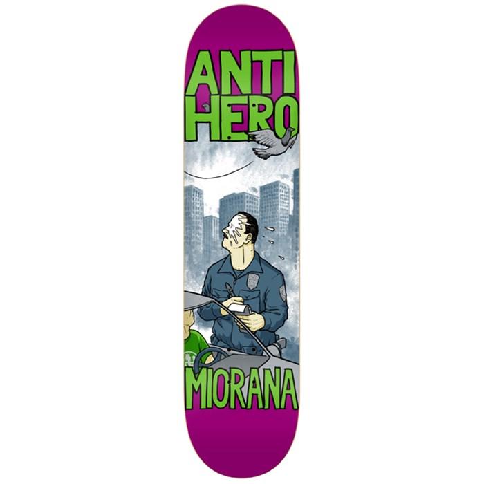 Anti Hero - Pigeon's Revenge Miorana Skateboard Deck