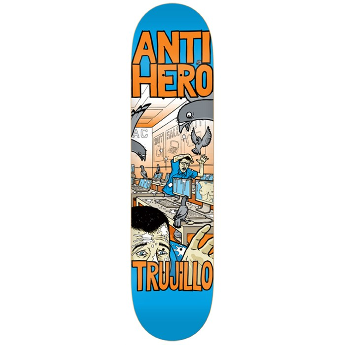 Anti Hero - Pigeon's Revenge Trujillo Skateboard Deck