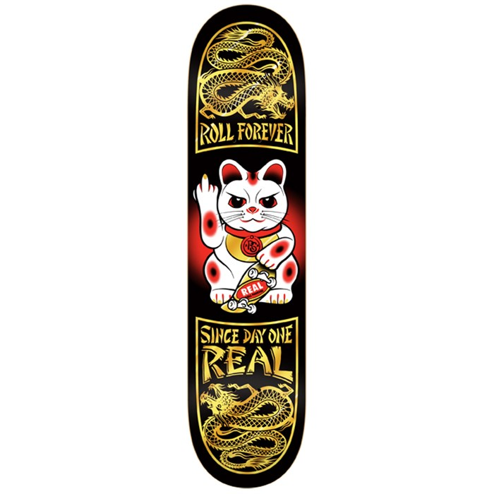 Real - Good Luck Forever Skateboard Deck