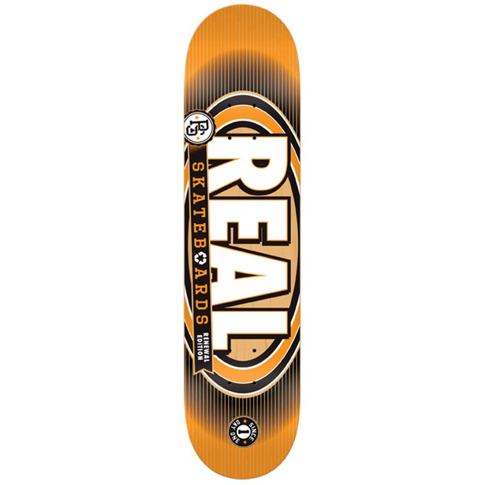 Real - Renewal IV Mini Skateboard Deck - Kid's