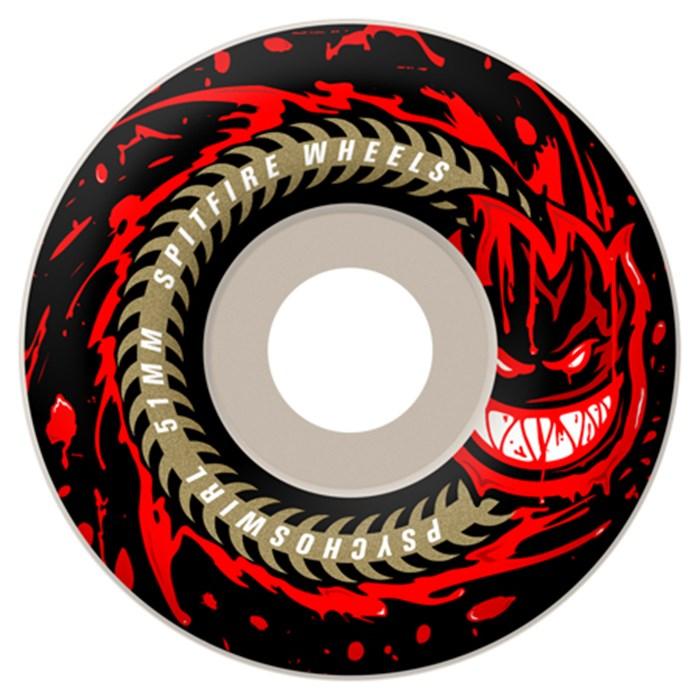 Spitfire - Psychoswirl Skateboard Wheels