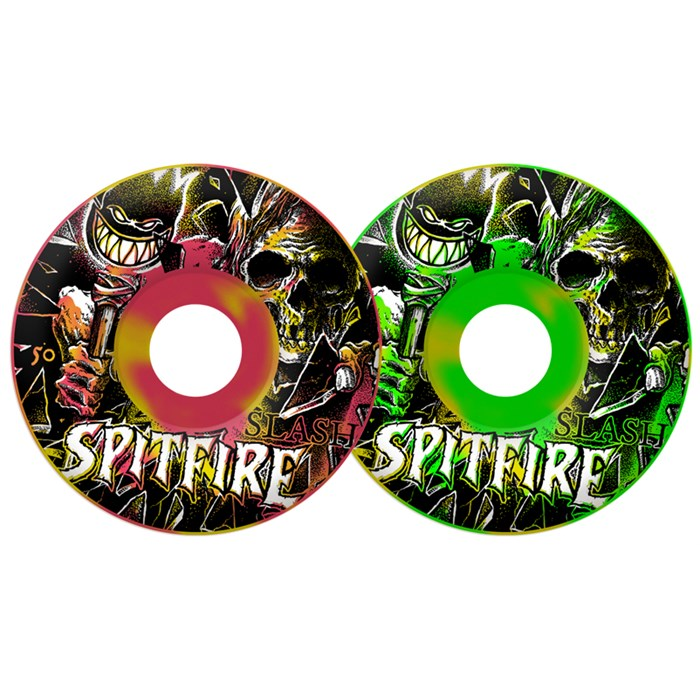 Spitfire - Slash Torched 50/50 Mashup Skateboard Wheels