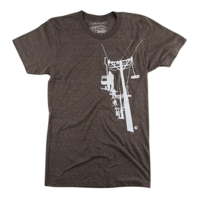 Casual Industrees - Chairlift Premium T Shirt