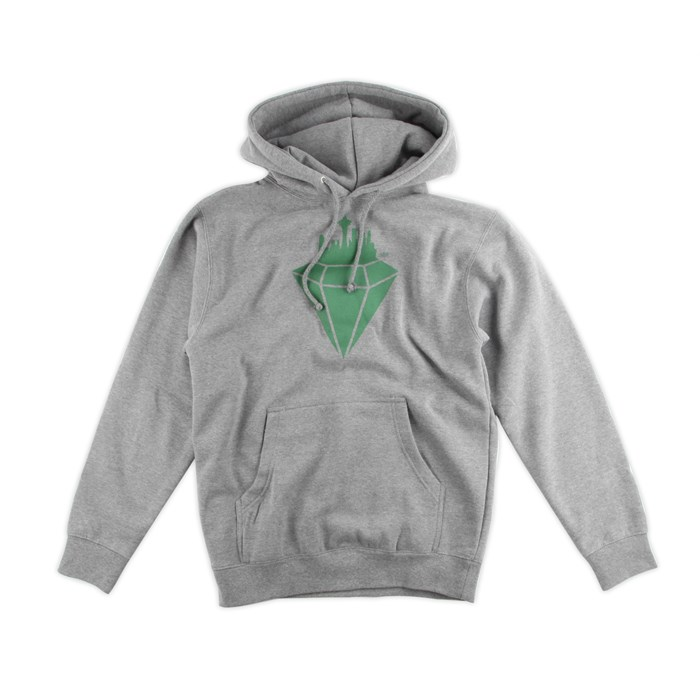 Casual Industrees - Emerald City Hoodie
