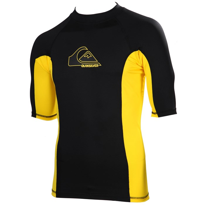 Quiksilver - Dob Short-Sleeve Surf Shirt 2013