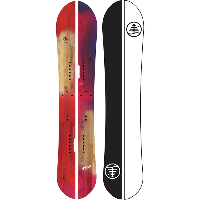 Burton - Family Tree Anti-Social Splitboard - Women's 2014
