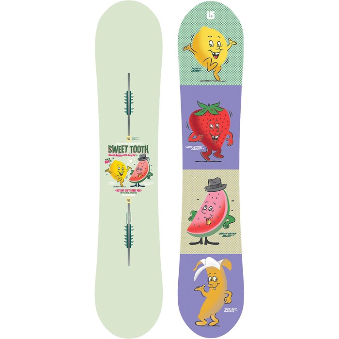 Burton - Sweet Tooth Snowboard - Women's 2014