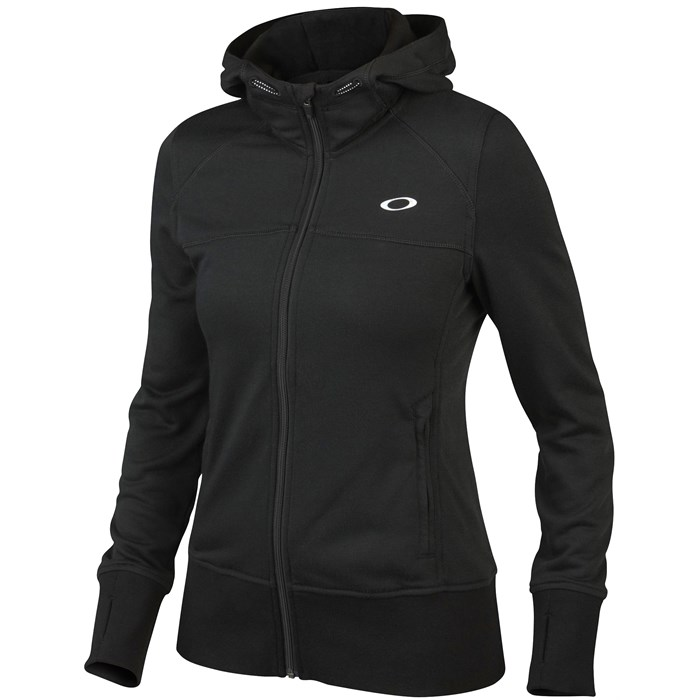 Oakley - Top Speed Zip Fleece Hoodie - Women's