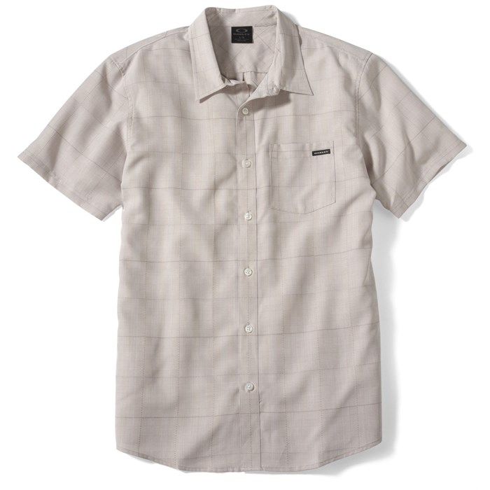 Oakley - Yogues Short-Sleeve Button-Down Shirt
