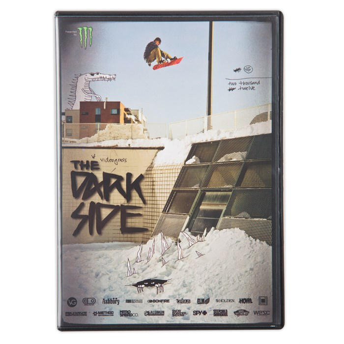 Videograss - The Dark Side DVD