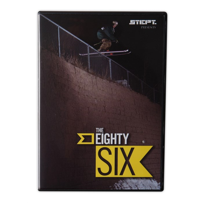 Stept Productions - The Eighty Six DVD