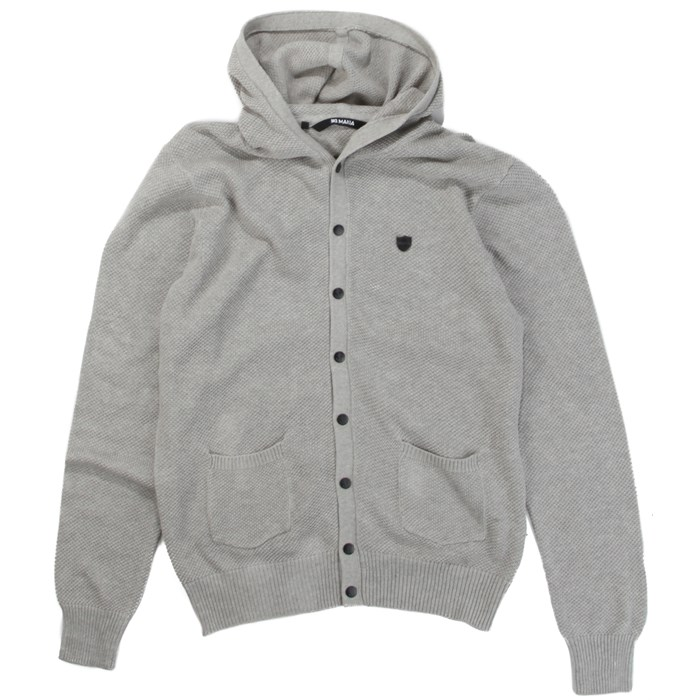 Makia - Hooded Knit Sweater