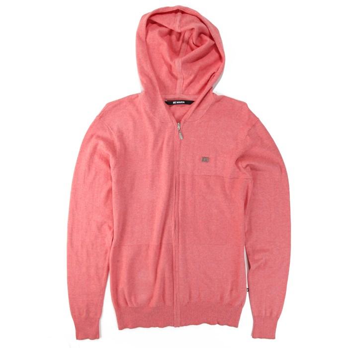 Makia - Hooded Check Zip Hoodie