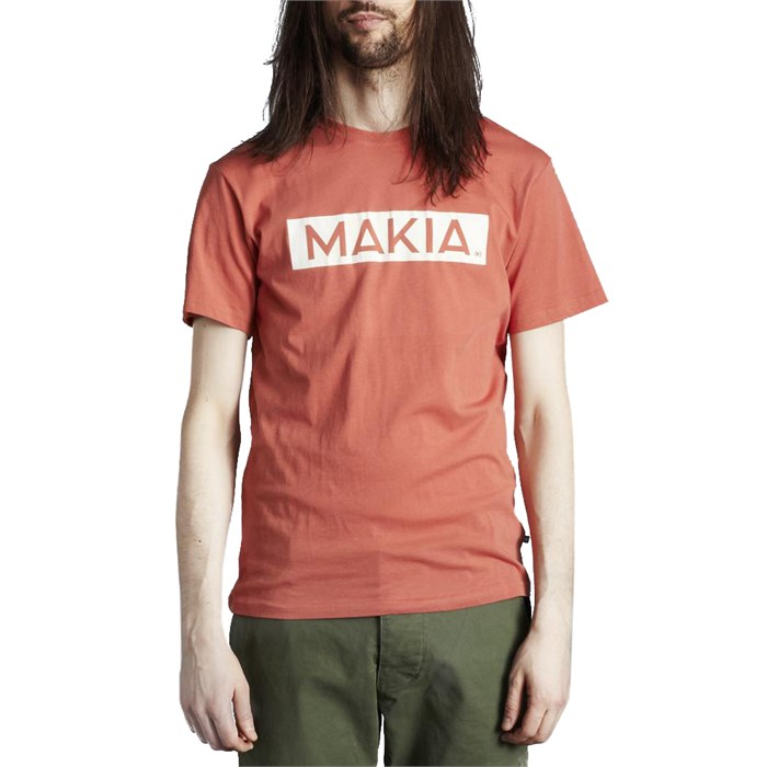 Makia - Box T-Shirt