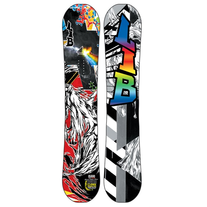 Lib Tech - T.Rice C2BTX Libited Edition Snowboard 2013