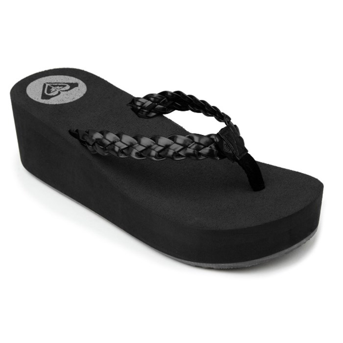 Roxy - Rip Current High Flip Flop - Women's