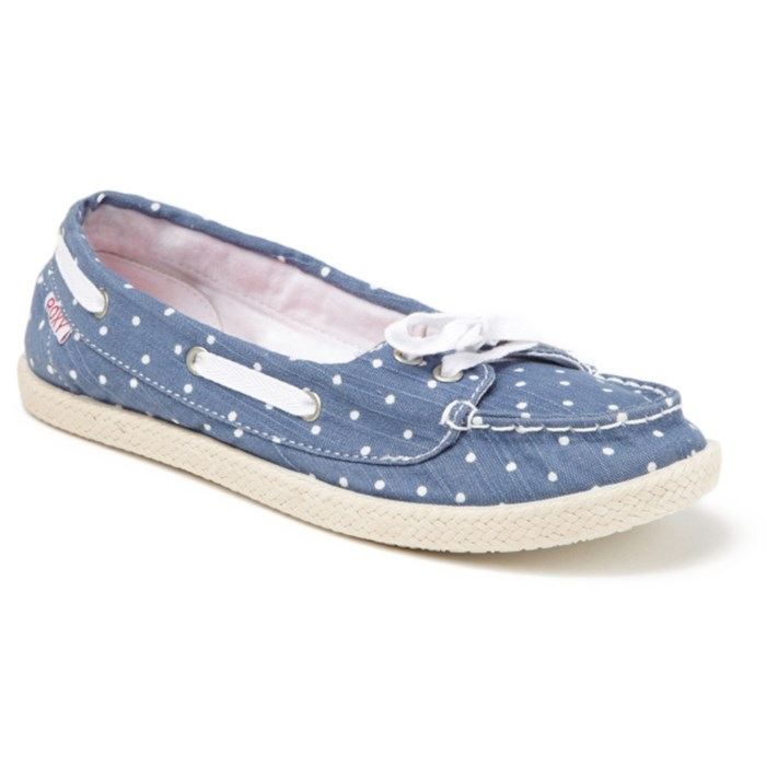 Roxy - Ahoy Rope Slip-On Shoes - Women's